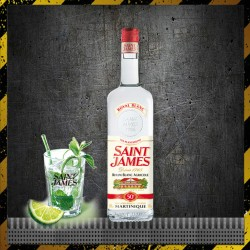 Rhum Saint James Blanc 70cl