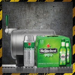 Pack Heineken 12x25cl