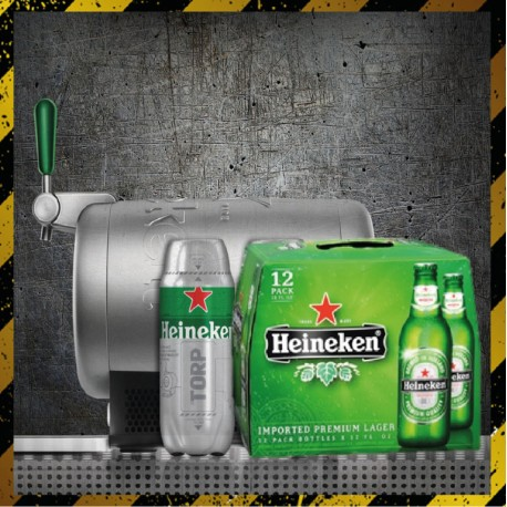Pack Heineken 12x25cl