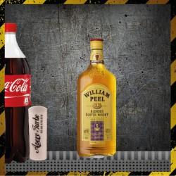 Whisky William Peel 70cl
